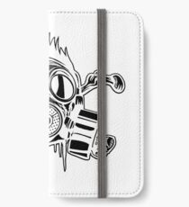 Gasmask iPhone Wallet/Case/Skin