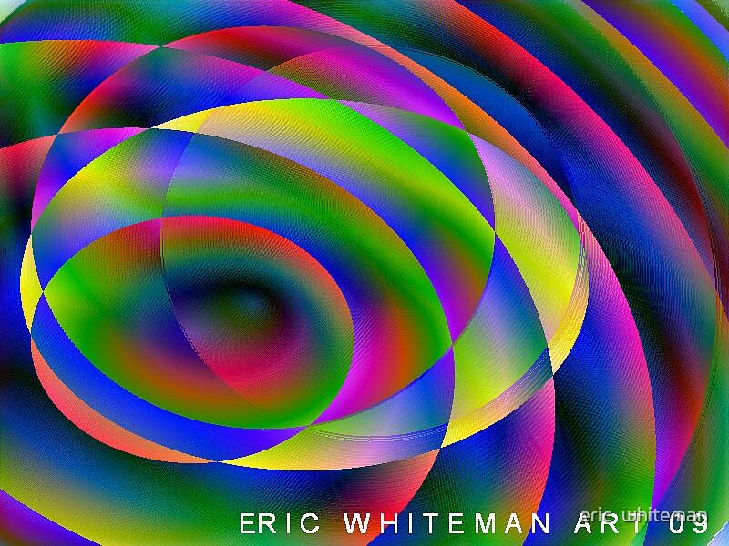 (HERIAD ) ERIC WHITEMAN ART   by eric  whiteman