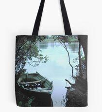 Mangrove mooring Tote Bag