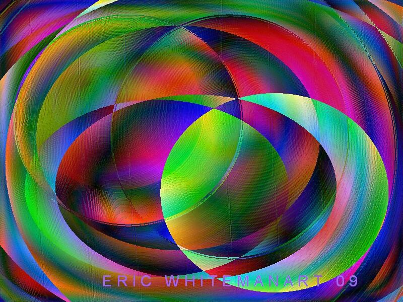 ( VISIONARY ) ERIC WHITEMAN  by ericwhiteman