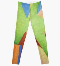 abstract III. cityscape Leggings