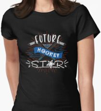 Hockey Player Gift - Future Player Women's Fitted T-Shirt