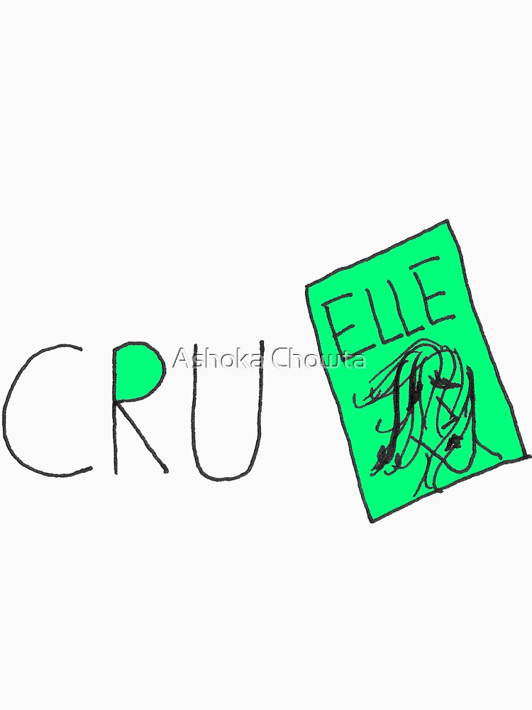 Cruel(green) by AshokaChowta