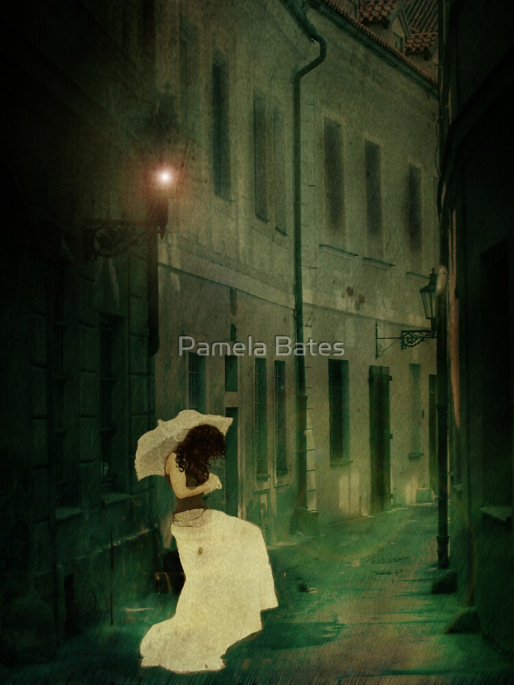 Lady in Waiting by Pamela Bates