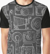 Paparazzi Grey Graphic T-Shirt