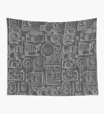 Paparazzi Grey Wall Tapestry