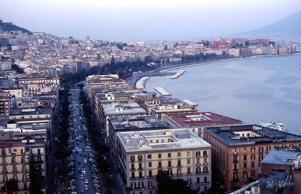 Napoli by MickDee