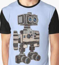 Camera Bot 6000 Graphic T-Shirt