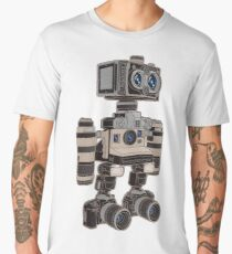 Camera Bot 6000 Men's Premium T-Shirt