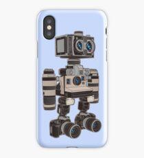 Camera Bot 6000 iPhone Case