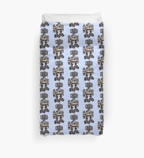 Camera Bot 6000 Duvet Cover
