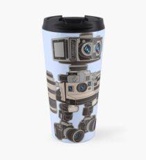 Camera Bot 6000 Travel Mug