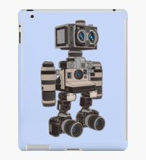 Camera Bot 6000 iPad Case/Skin