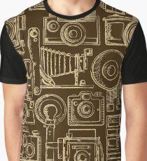 Paparazzi Beige Graphic T-Shirt