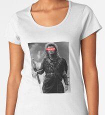 BRAVEHEART - freedom obey Women's Premium T-Shirt