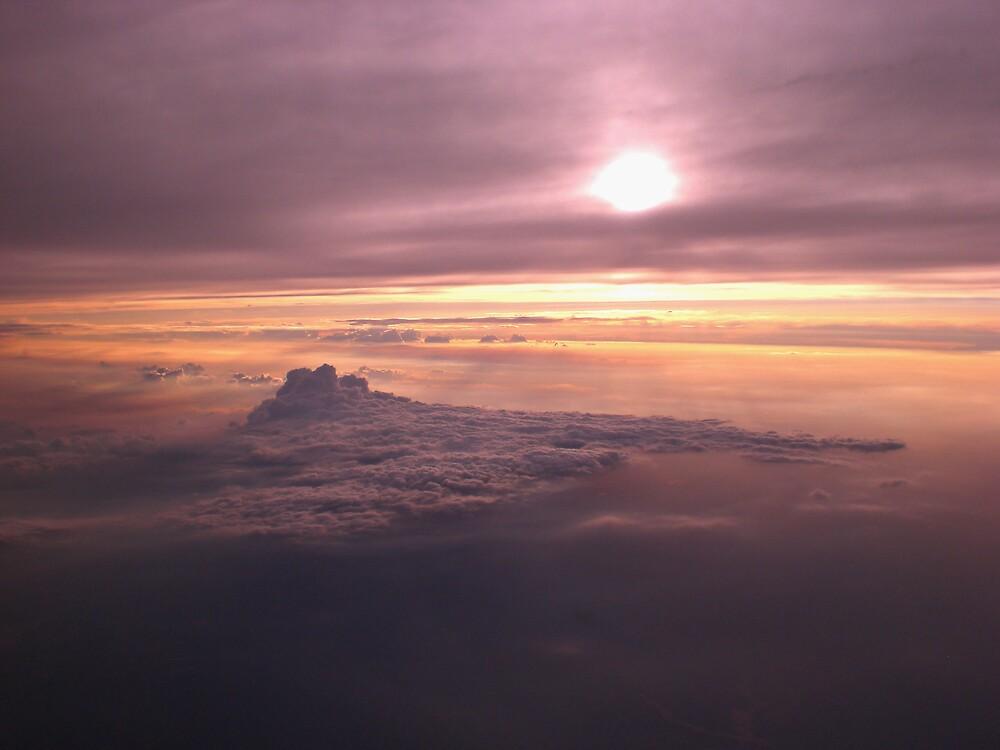 Pink Sky by introspectionx