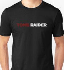 TOMB RAIDER LOGO (2013) Unisex T-Shirt
