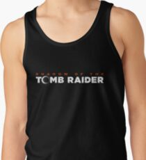 SHADOW OF THE TOMB RAIDER [White] Tank Top
