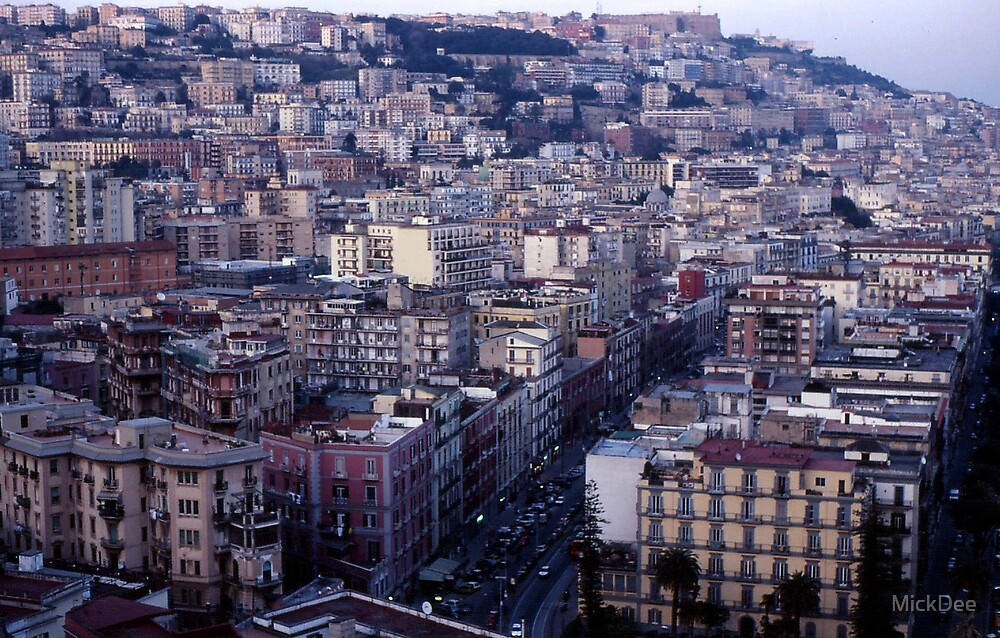 Napoli 2 by MickDee