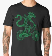 Alien Ride Men's Premium T-Shirt