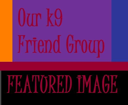 K9 Feature by monica98