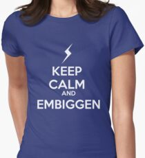 KEEP CALM AND EMBIGGEN T-Shirt