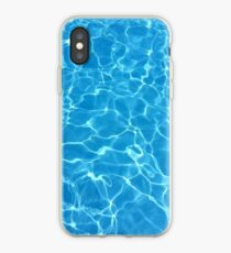 Vinilo o funda para iPhone piscina
