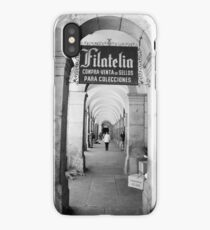 Plaza Mayor - Madrid iPhone Case