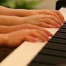 Piano Duet by Jonathan Cohen