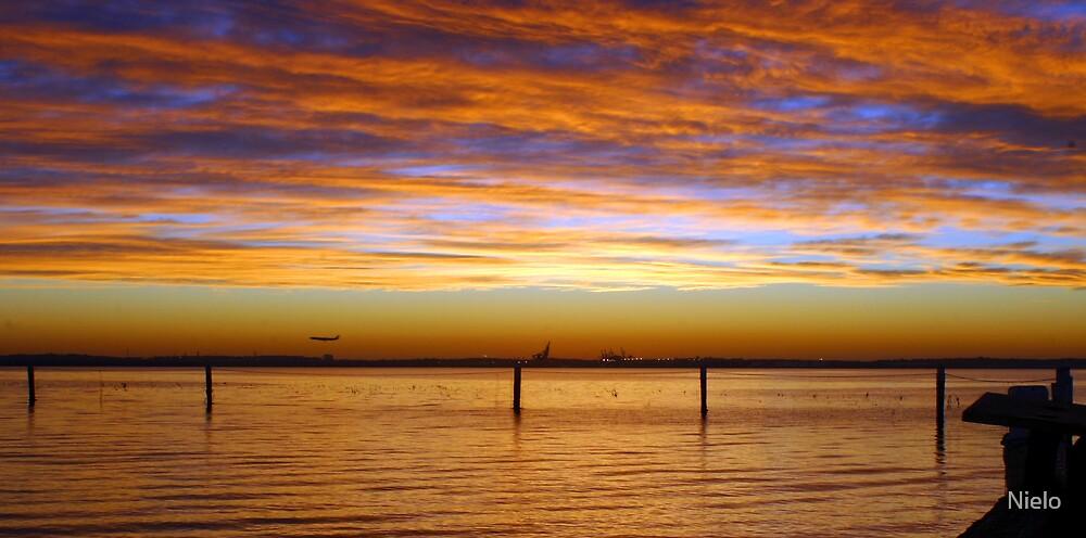 Brodie's Sunrise by Nielo