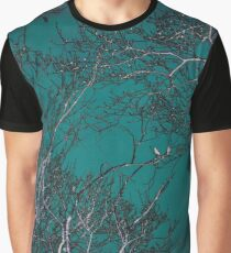 Turquoise Sky Graphic T-Shirt