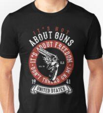2nd Amendment T-shirt unisexe