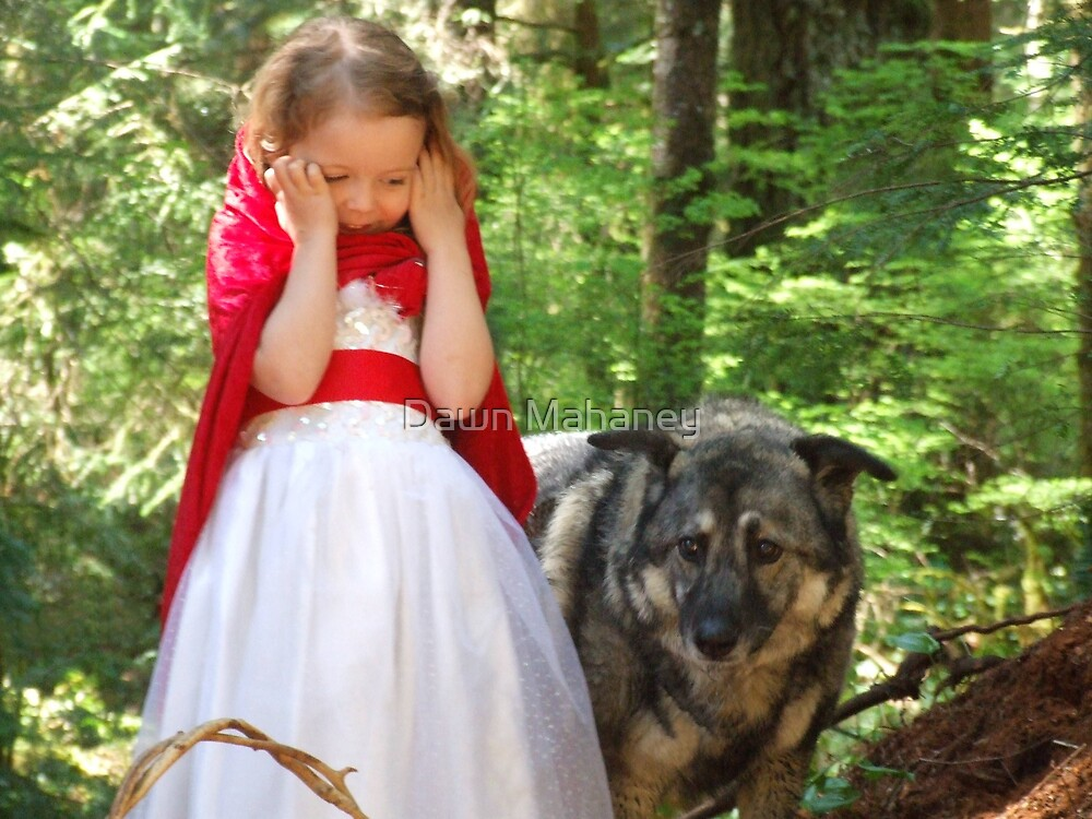 Red & The Wolf by Dawn Mahaney