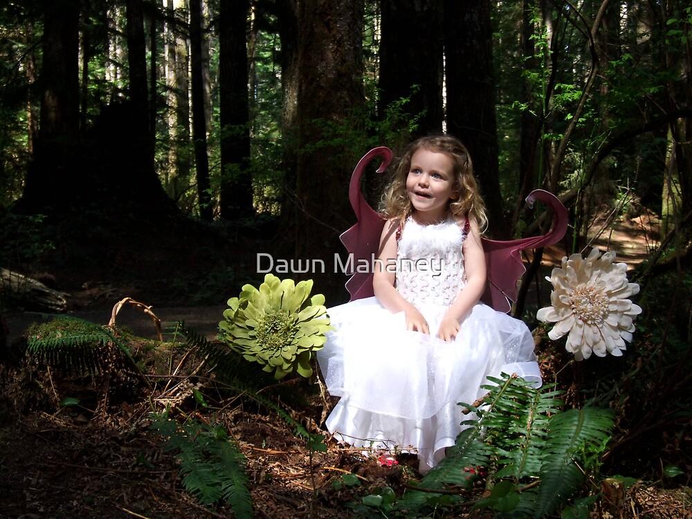 Woodland Fairy by Dawn Mahaney