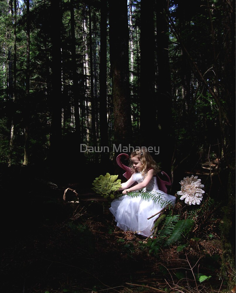 Woodland Fairy 2 by Dawn Mahaney