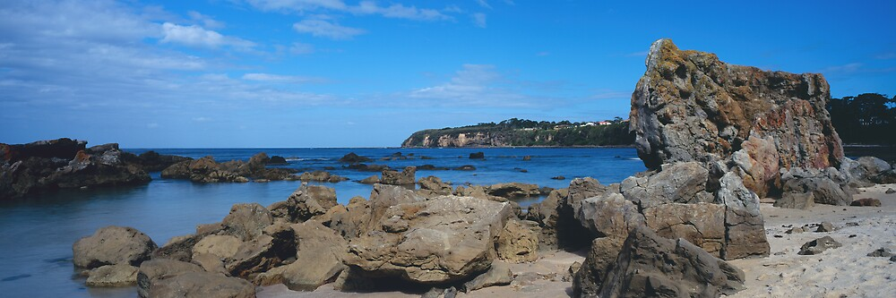 the bogey hole, mollymook - south coast NSW by Steve Fox