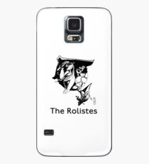 The Rolistes Podcast - Baron Munchausen (Mono) Case/Skin for Samsung Galaxy