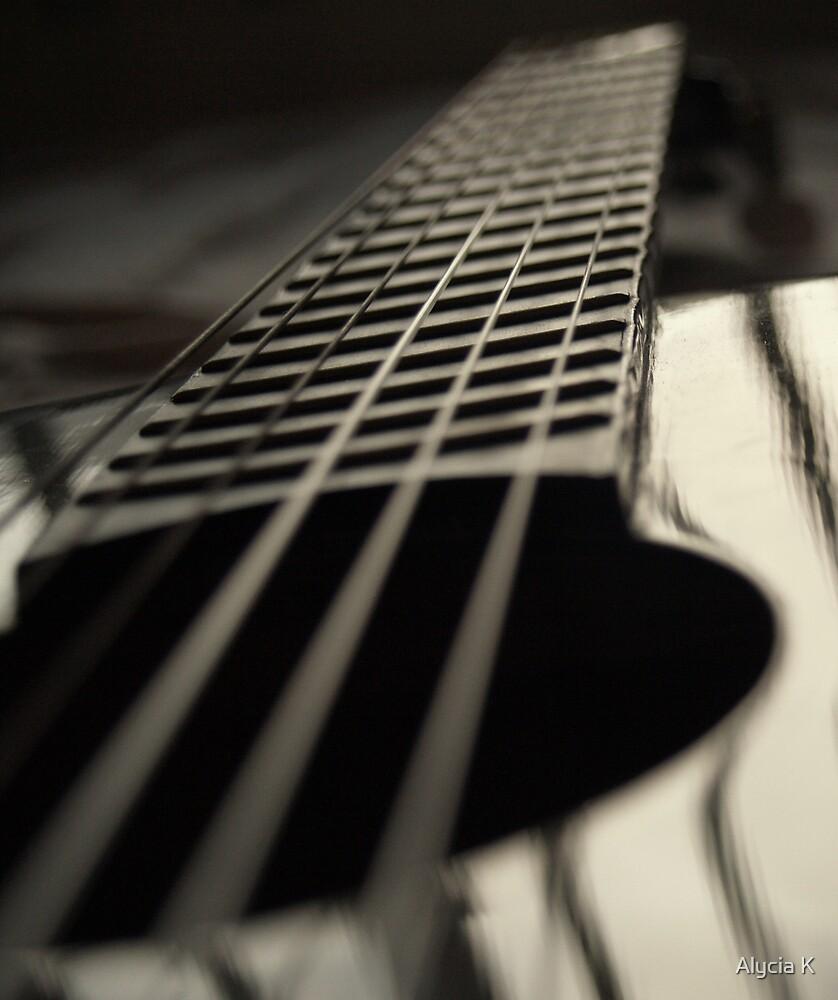 Guitar by Alycia K