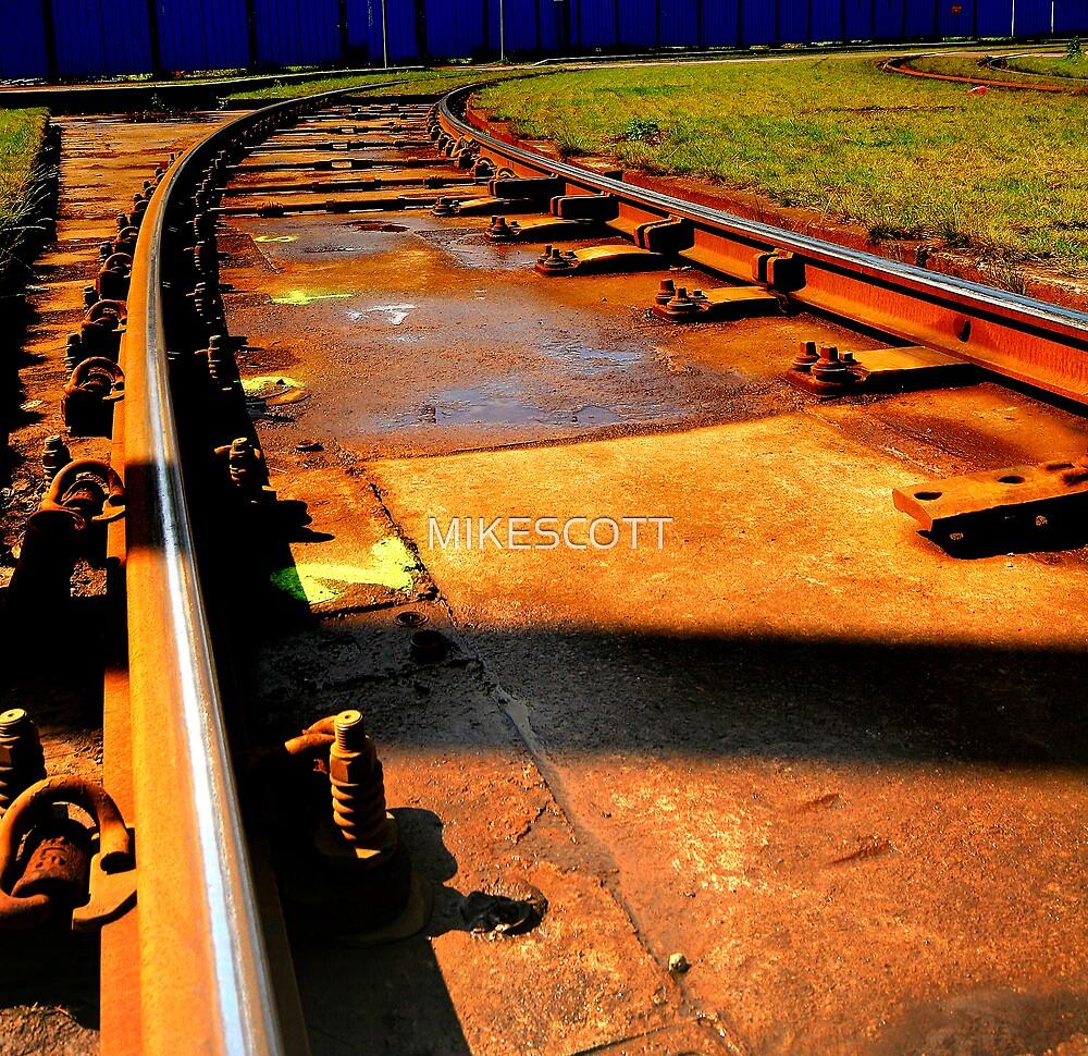 RAILWAY TRACKS by MIKESCOTT