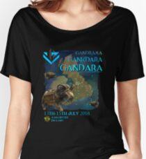 Gandara 2018, Manchester Women's Relaxed Fit T-Shirt