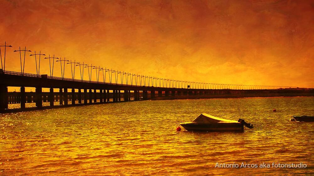 BridgeBoat by Antonio Arcos aka fotonstudio