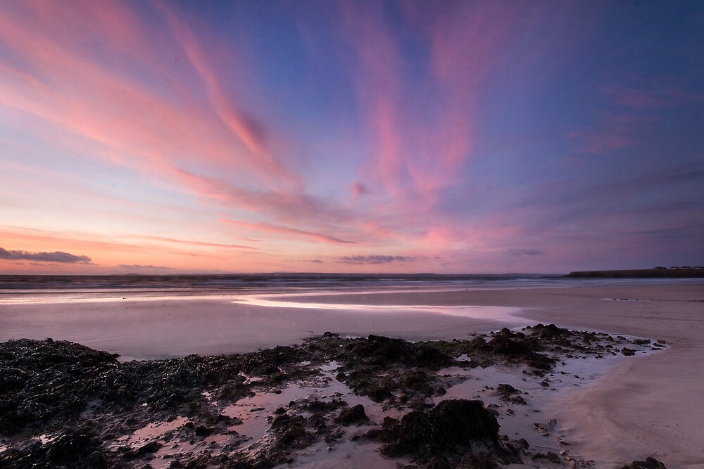 Gress Beach, Isle of lewis by SolasGallery