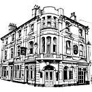 The Royal Hotel - Hastings by quigonjim