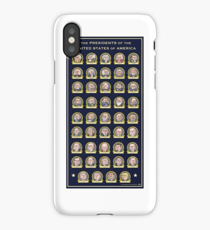 Presidents of the USA iPhone Case