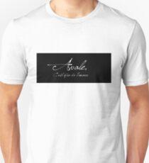 Avale c'est que de l'amour T-Shirt