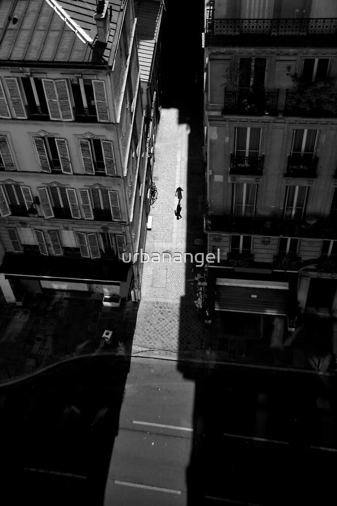 Paris Streets by urbanangel