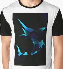 Salty Marlin Graphic T-Shirt