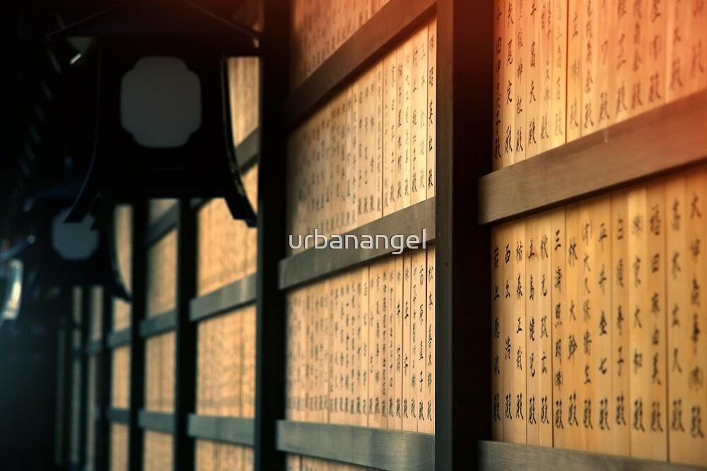 Kyoto spirit by urbanangel