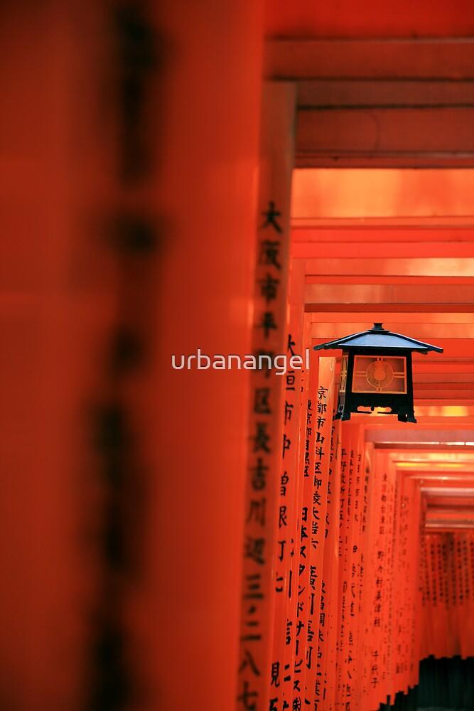 Inari the red 2 by urbanangel