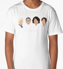 The Supremes Long T-Shirt